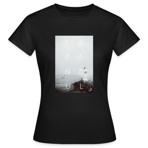 CITY Collection | Istanbul - Frauen T-Shirt