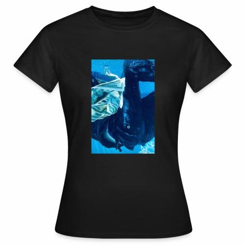 karls billede2 - Dame-T-shirt