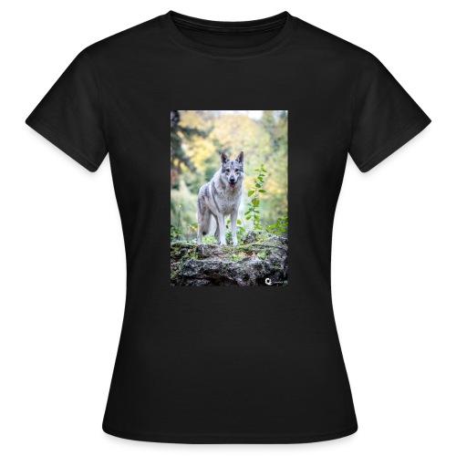 La Tanière des Chiens-Loups - T-shirt Femme