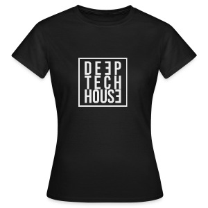 Deep Tech House by HouseMixRoom RadioShow - Camiseta mujer