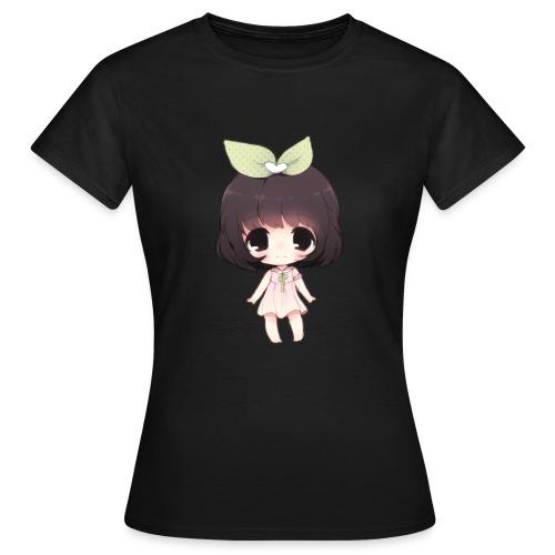 Cute anime girl chibi - Women's T-Shirt