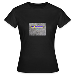 The Beginning - Women's T-Shirt