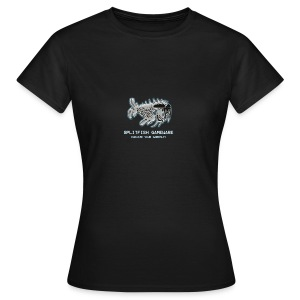 SplitFish Gameware Collection - Frauen T-Shirt