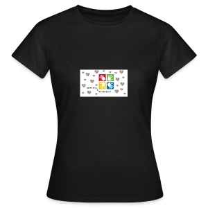 Bestsellers Out Of Area - Vrouwen T-shirt