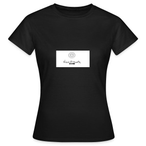 Blessed by Insanity - Vrouwen T-shirt