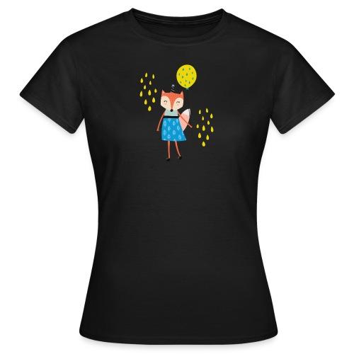 Fuchs - Ballon - Frauen T-Shirt