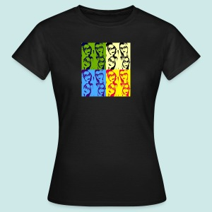 Girls with Glasses - T-shirt Femme