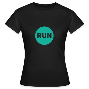 Run - Frauen T-Shirt