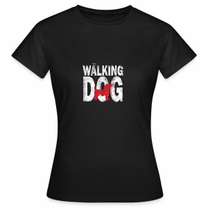 The Walking Dog - Frauen T-Shirt