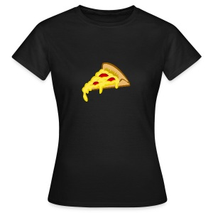 If it fits my macros Pizza - Vrouwen T-shirt