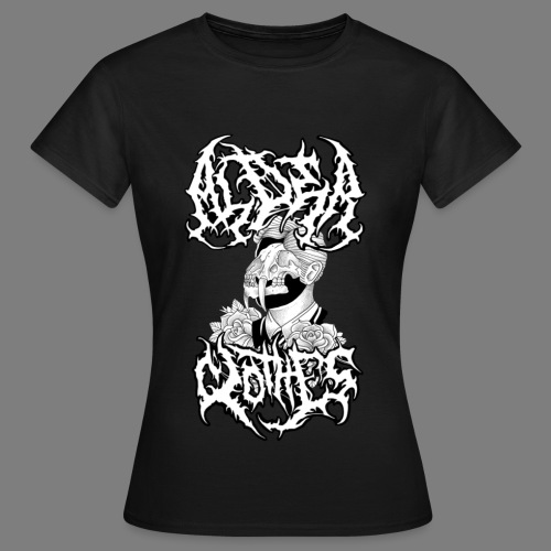 DEATH KALLOMIÄS - Naisten t-paita