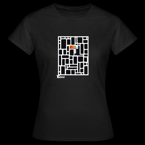 13 bird - Frauen T-Shirt