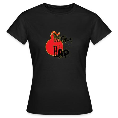 Boom Bap - Women's T-Shirt