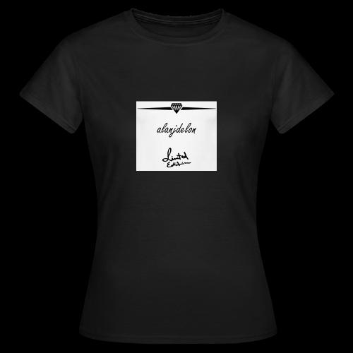Alanjdelon - Frauen T-Shirt