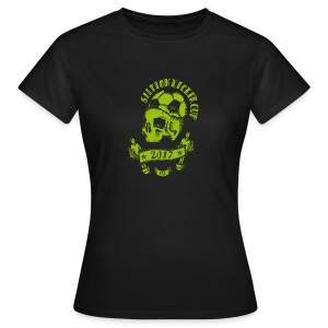 Logo Silpion Kicker Cup 2017 - Frauen T-Shirt