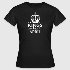 April King - Women's T-Shirt