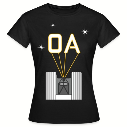 Adaptive Optics (OA) - Women's T-Shirt