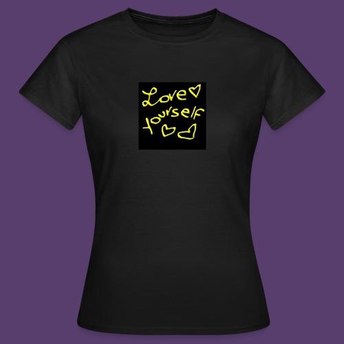 LoveYourself - Maglietta da donna