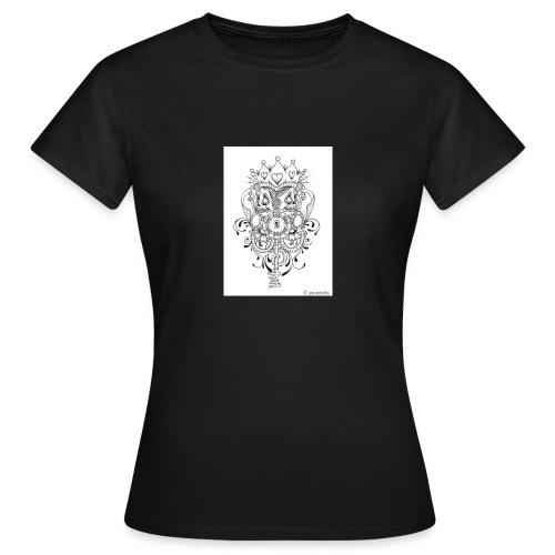 Skull - Frauen T-Shirt