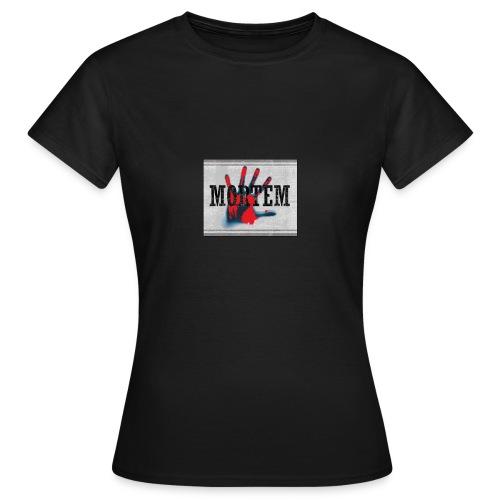Mortem - Frauen T-Shirt