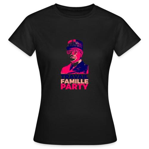 Alt-Nationalisme - T-shirt Femme