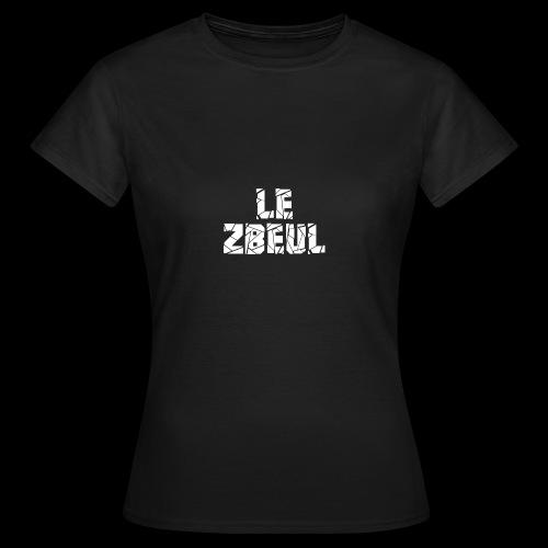 Le logo - T-shirt Femme