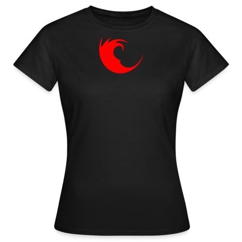 Red Symbol - Frauen T-Shirt