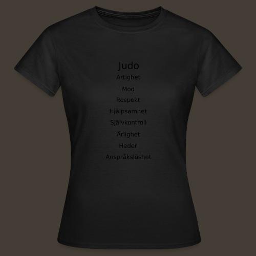Kodord - T-shirt dam