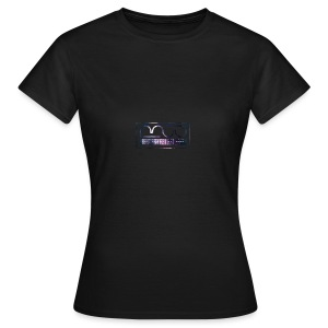 Cap logo Purple - Women's T-Shirt
