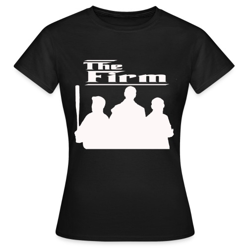 The Firm White Limited Edition - Women's T-Shirt