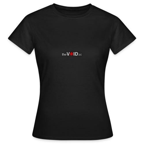 The Void logo - Women's T-Shirt