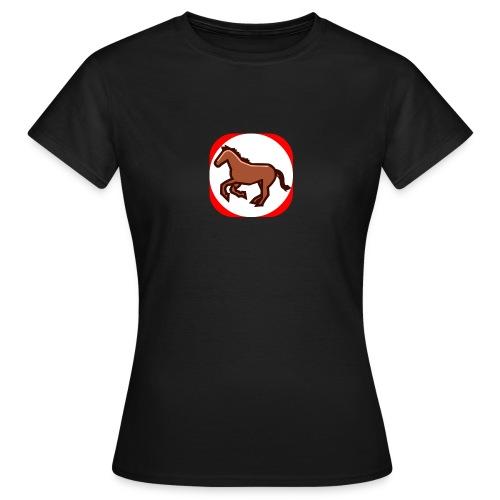 Pferd - Frauen T-Shirt