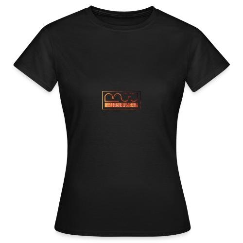 Cap logo Orange - Women's T-Shirt