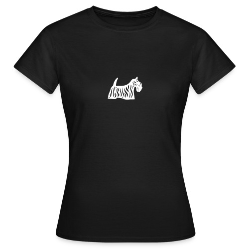 Founded in Scotland alternative logo - Women's T-Shirt