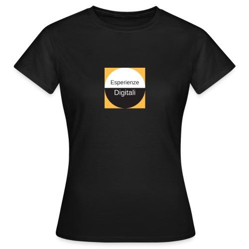 Logo Esperienze Digitali - Maglietta da donna
