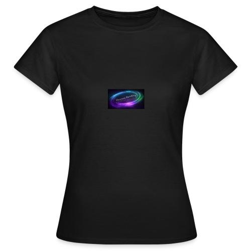 Small Chest logo - Women's T-Shirt