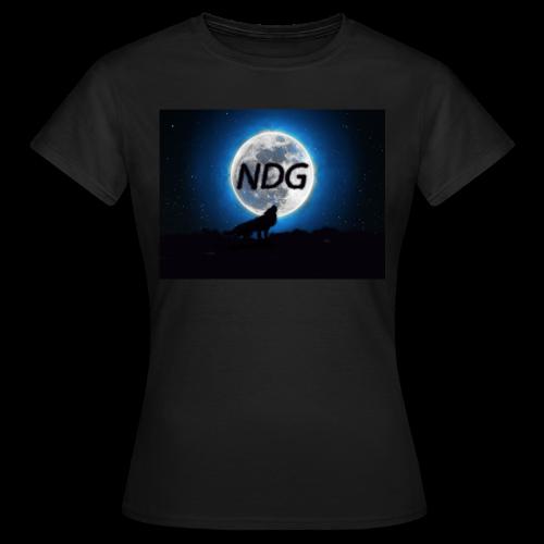 Ylande varg - T-shirt dam