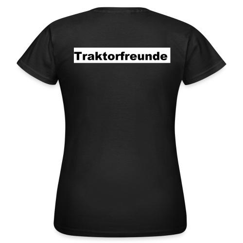Traktorfreunde - Frauen T-Shirt