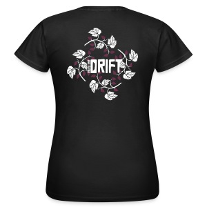 Drift Logo Black Shirt - Women's T-Shirt