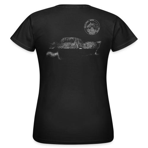 MSM66 fjord black - Frauen T-Shirt