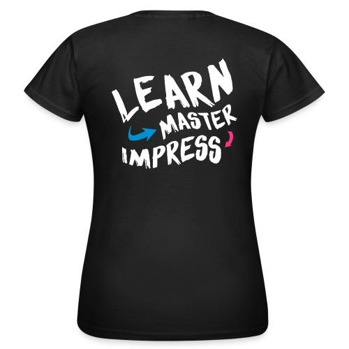 Learn Master Impress 2017 - Naisten t-paita