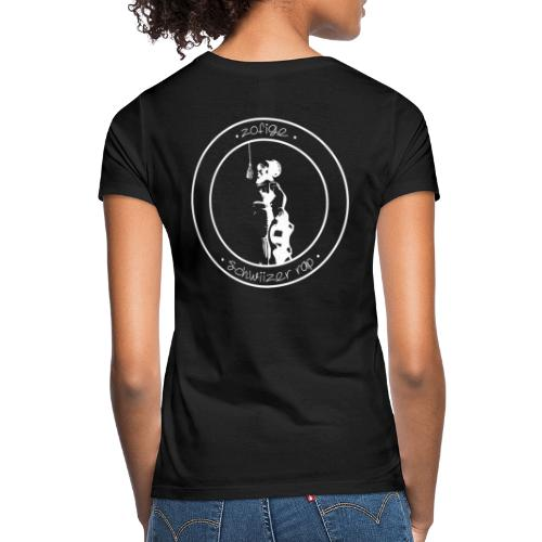 Zofige schwiizer rap weiss - Frauen T-Shirt