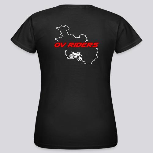 plain logo - Vrouwen T-shirt