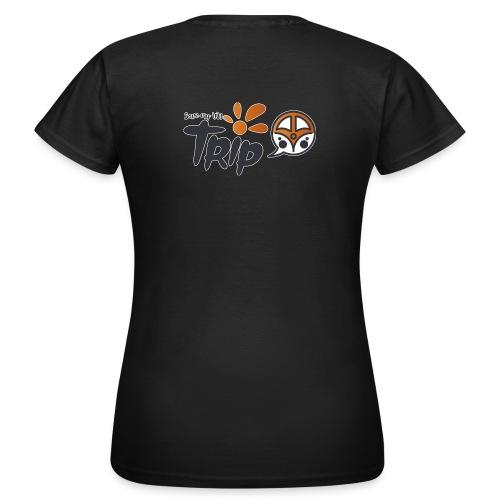 Logo pour fond sombre - T-shirt Femme
