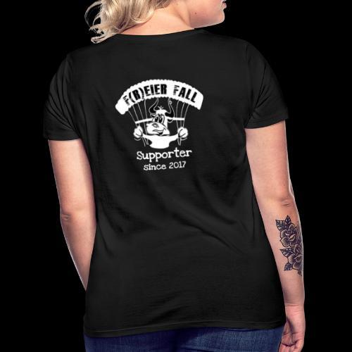 Support naked - Frauen T-Shirt