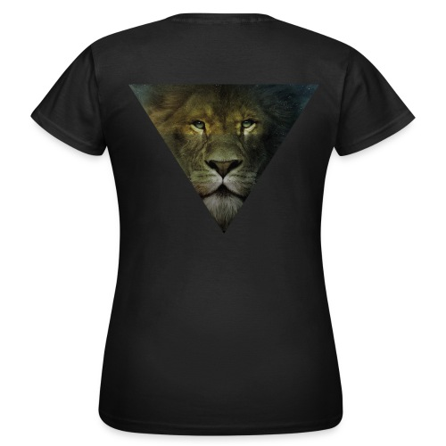 Lion Triangle Collection - T-shirt Femme