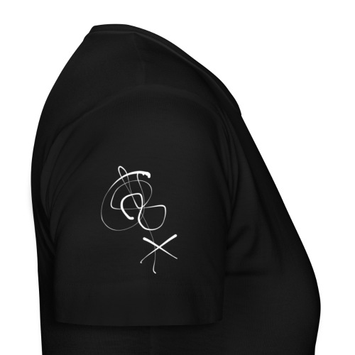 BLOSSOM! Shoulder Flower - Vrouwen T-shirt