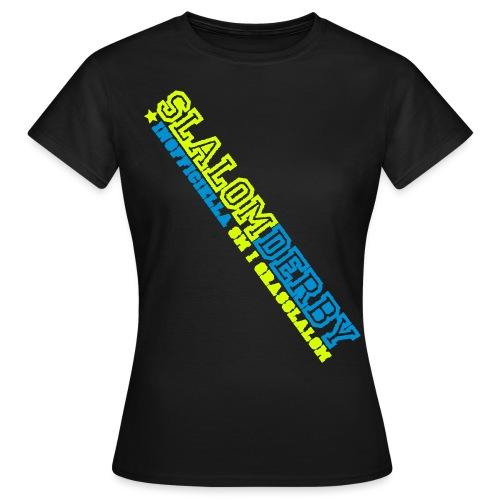 smlogo - T-shirt dam