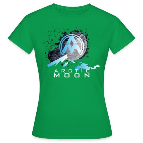 1whitetext png - Women's T-Shirt