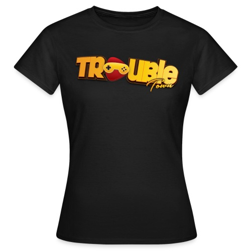 troubletown logo png - Frauen T-Shirt